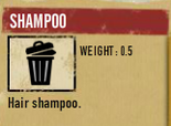 Tlsuc shampoo