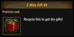 Z-Mas Gift -2