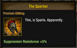 Tlsdz The Spartan