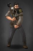 Tlsdz survivor with Sledge