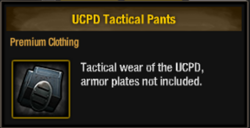 Ucpd swatpants item