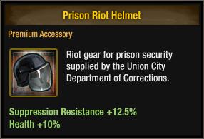 Prison Riot Helmet