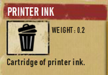 Tlsuc printer ink