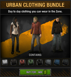 Urban Clothing Bundle