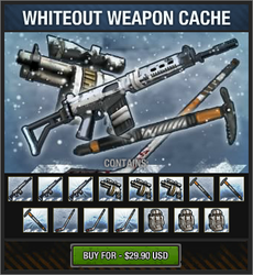 Whiteout Weapon Cache