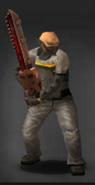 Bladesaw survivor