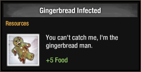 Gingerbread Infected 2018