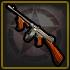 Terrible Tommy Gun icon