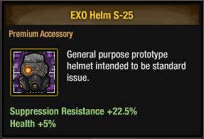 EXO Helm S-25