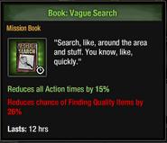 Vague search