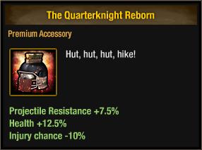 The Quarterknight Reborn