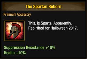 The Spartan Reborn