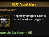 HERC Assault Mask