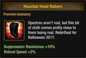 Haunted Hood Reborn
