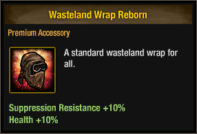 Wasteland Wrap Reborn