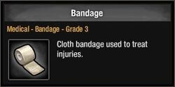 Bandage(Medical)