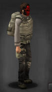 Combat gear survivor