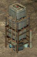 Water storage lvl6