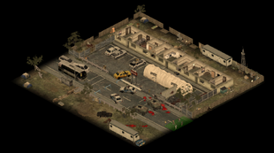 Large motel calt
