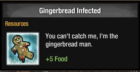 Gingerbread Infected 2016