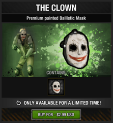 The Clown Package