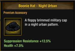 Urban Night Camo TLSDZ Hat