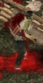 Explosive zombie