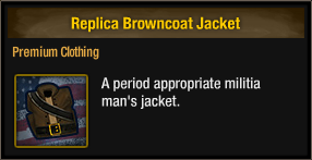 Replica Browncoat Jacket