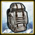 Below Zero and Big White Backpack icon