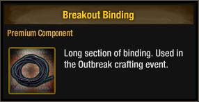 Breakout Binding