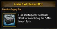 Tlsdz z-mas task reward box