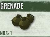 Hand Grenades (TLS:UC)