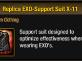 EXO-Support Suit X-11