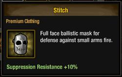 Tlsdz stitch