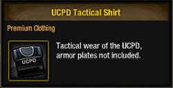 Ucpd swatshirt item