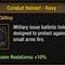 Combat Helmet Thumbnail