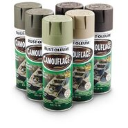 Camo paint colors