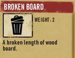 Tlsuc broken board