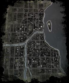 Union City Map TLCUS