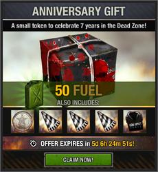 7th Anniversary Gift