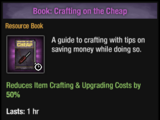 Crafting on the Cheap