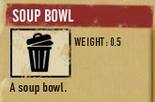 Tlsuc soup bowl