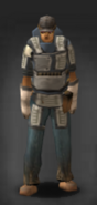 Survivor engineer armor