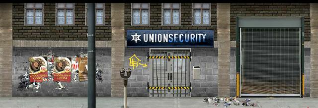 Unionsecurity sdw
