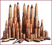 Ammunition Variety