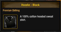 TLSDZ Hoodie - Black