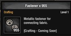 Fastner
