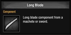 Long Blade