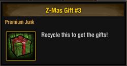 Tlsdz z-mas gift 3