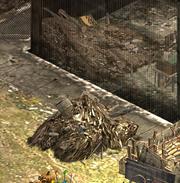 Tlsdz removable junk pile